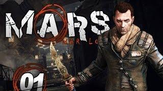 Zagrajmy w: Mars: War Logs #1 - Czerwona Planeta [Gameplay PL / Spolszczenie]