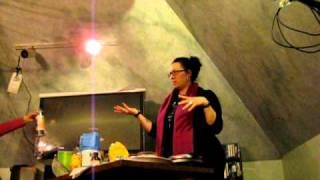 Isa Chandra Moskowitz Cooking Demo