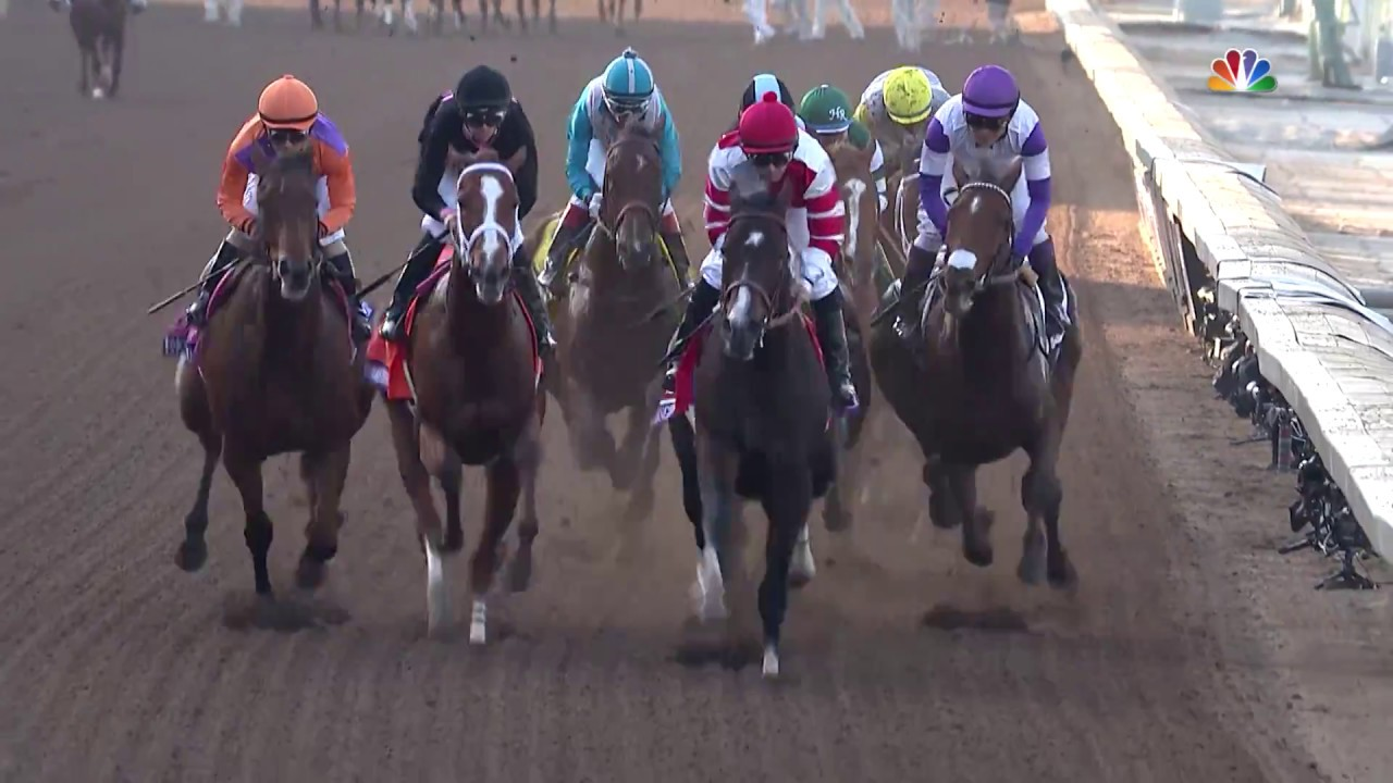 2016 Longines Breeders Cup Distaff Youtube
