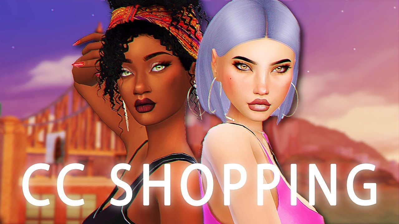 SIMS 20 CC SHOPPING ON PATREON + CC LINKS 20+ ITEMS 20
