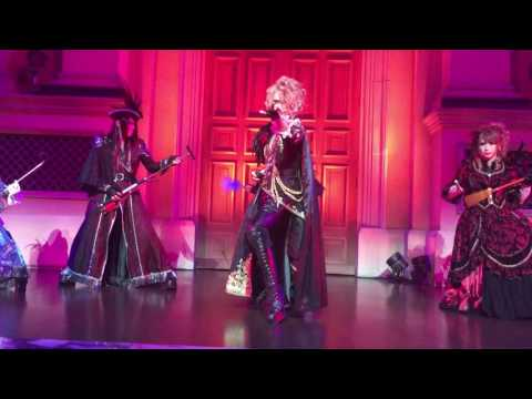 Versailles Public Performance in Venus Fort: Ascended Master