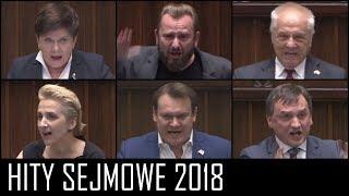 HITy sejmowe 2018 roku (najlepsze akcje)