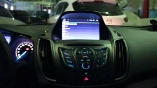 Замена штатной магнитолы Ford Kuga 2 Форд Куга RedPower 21151B(Замена штатной магнитолы Ford Kuga 2 Форд Куга RedPower 21151B Продажа штатных магнитол на все модели авто - http://avtoelektronik..., 2016-05-10T12:20:10.000Z)