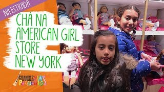 Baixar Chá na American Girl Store - New York