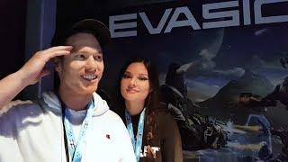 EVASION | PlayStation VR Gamer Reactions @ E3