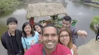 Bandung Hobbit, Floating Market and Jalan Jalan Adventure, Indonesia 2016