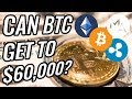 Crypto Prices SKYROCKETING Again! | Bitcoin To $60,000? $400,000 By 2026?