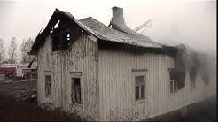 Tulipalo Huittisissa 8.3.2015