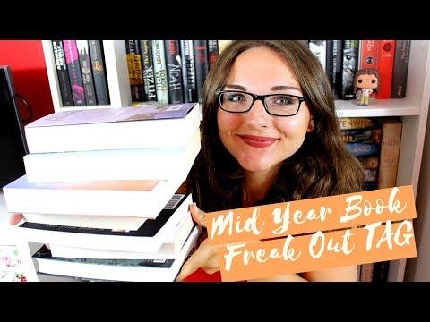 DIE BESTEN UND SCHLECHTESTEN BÜCHER 2019 | Mid Year Book Freak Out Tag | zeilenverliebt