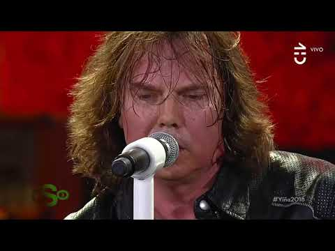 "Europe - Open Your Heart (Intro ""Can't Help Falling In Love"" (Live In Viña del Mar 2018)"