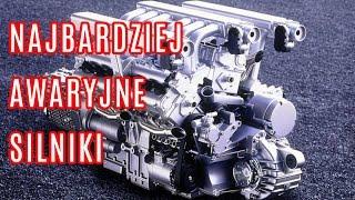 najbardziej awaryjne silniki top 10