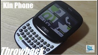 Throwback Review: Microsoft Kin One Smartphone!