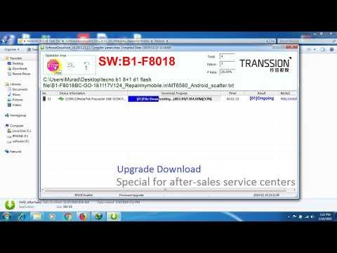 Tecno Pop 2 Pro B2 Flash File 8 1 Oreo Customer Care Firmware