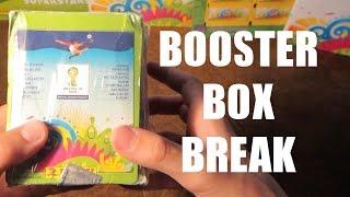BOOSTER BOX BREAK - Panini World Cup 2014 Stickers - BULGARIAN EDITION