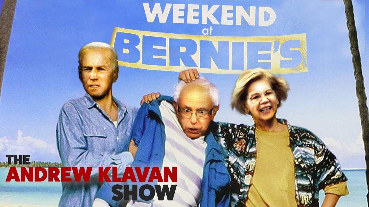 Biden's Weak End at Bernie's | The Andrew Klavan Show Ep. 844