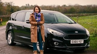 Ford S-Max 2016 review | TELEGRAPH CARS