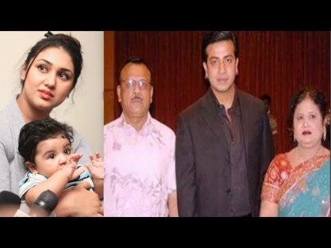 নাতির মুখের দিকে তাকিয়ে একি করলেন শাকিবের বাবা মা ??? Shakib Khan Latest News