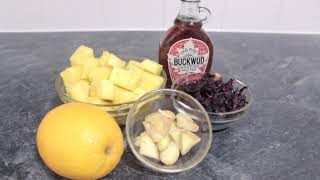 How to Make the Best SUGAR-FREE Sorrel Drink | Zobo Drink | Hibiscus Drink | Roselle Drink