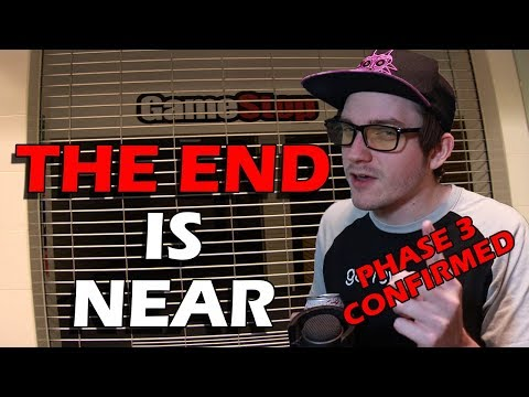 GameStop's Phase 3 Starts Early With Thousands Of Stores Closing!