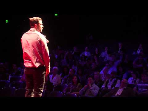 A poem about saying yes | TEDxHollywood