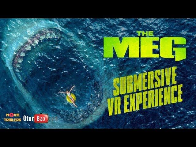 Мег: Монстр глубины / The Meg — Русский трейлер (2018)