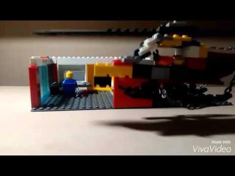 Lego film Bank