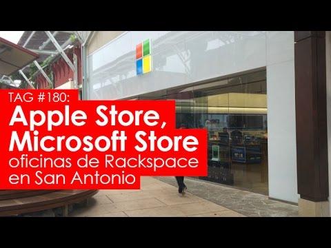 Tag 180 Apple Store Microsoft Store Y Visita A Oficinas
