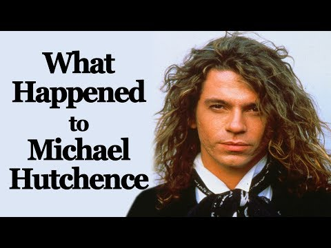 What happened to MICHAEL HUTCHENCE?
