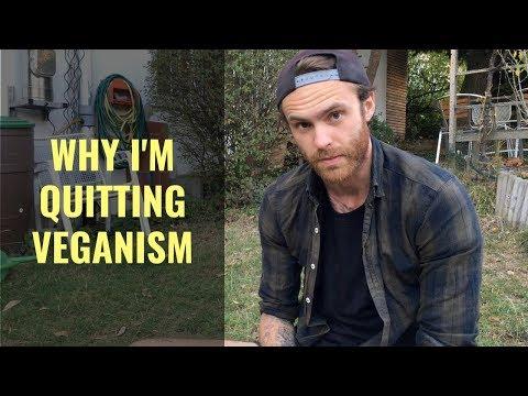 WHY I'M QUITTING VEGANISM