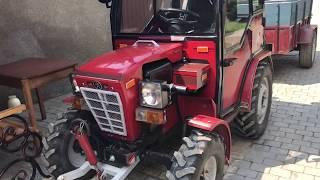 як зробити мотоблок своїми руками відео трактор