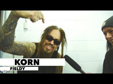 KORN - Behind The Ink with Fieldy | www.pitcam.tv