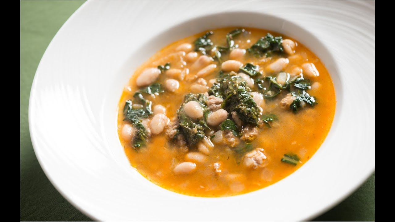 Pork, White Bean, and Kale Soup forecasting
