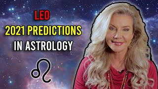 Leo 2021 Predictions in Astrology