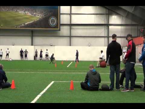 Jerseys NFL Online - Cox Pounded Him - YouTube