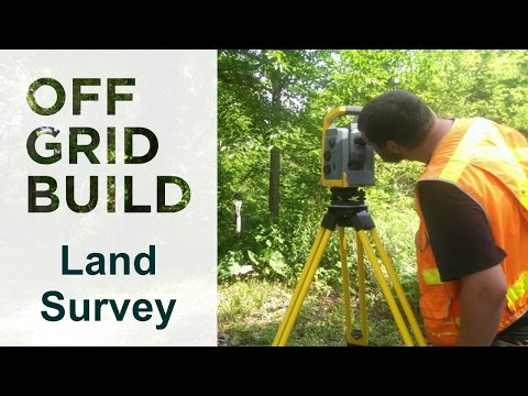 Starting a Build - Land Survey and Wetland Delineations