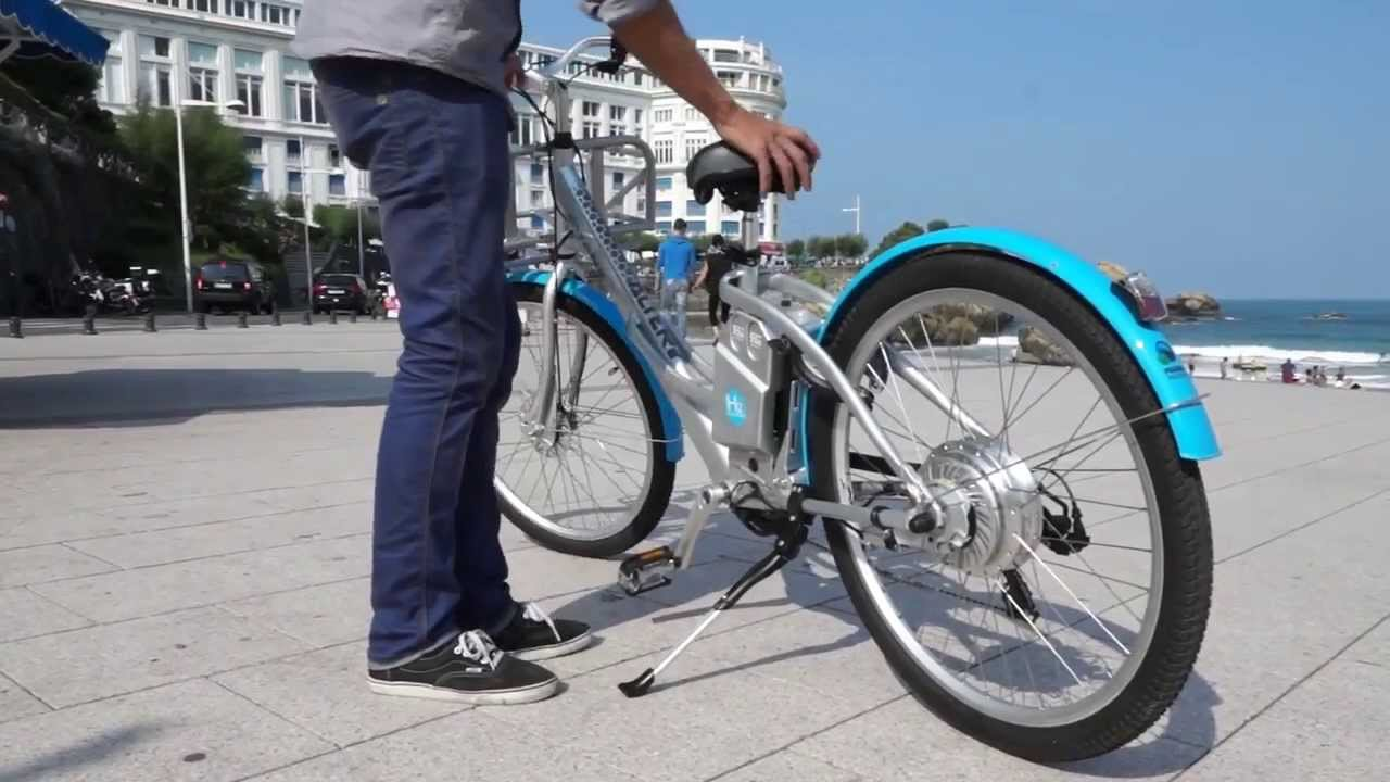 Alter Bike - Fuel Cell powered pedelec