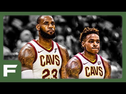 Lebron James Actively Recruiting His Son Bronny Into The NBA