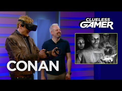 "Clueless Gamer: ""Wilson's Heart""  - CONAN on TBS"