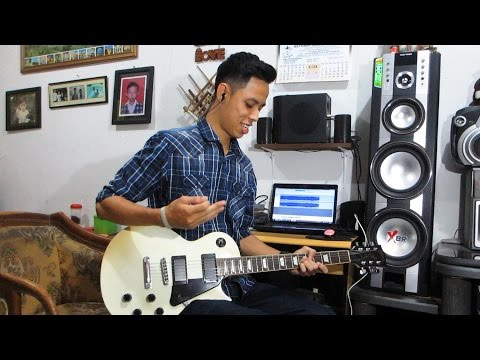 Chris Tomlin - How Great Is Our God (World Edition) guitar cover