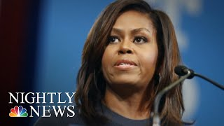 In New Memoir, Michelle Obama Takes On President Donald Trump | NBC Nightly News