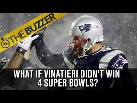 Adam Vinatieri: If I missed kicks my life would be so different