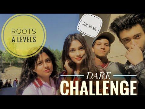 Roots School Dare Challenges?