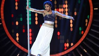 D4 Junior Vs Senior I Do or die performance by Ananya I Mazhavil Manorama