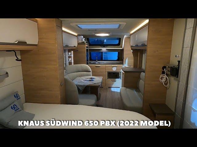 Knaus Südwind 650 PXB 2022 model