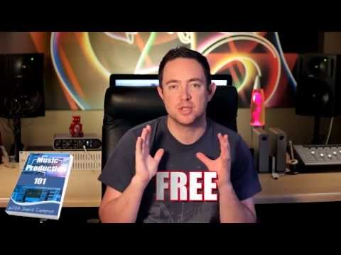 Music Production 101 FREE Download