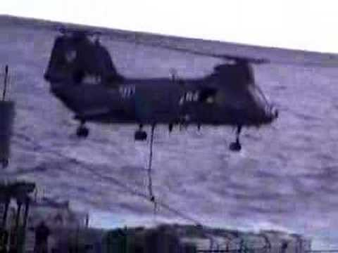CH-46 resupply
