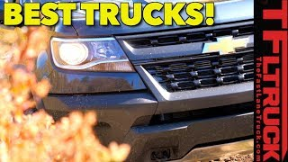Best Trucks of the Year Counted Down!