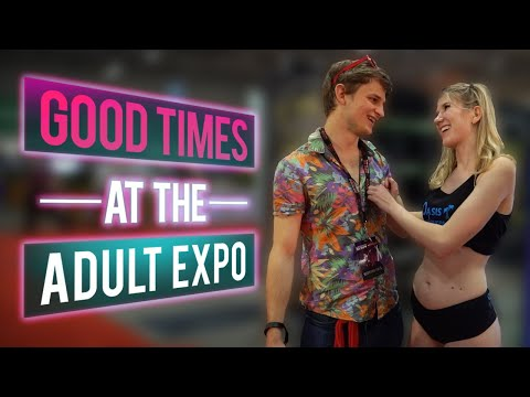 Picking Up Girls at Adult Expo (Toronto's eXXXotica)