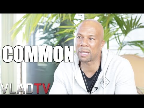 Flashback: Common: Drake Beef Was Over Serena Williams