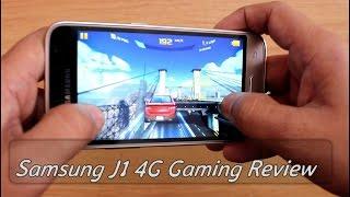 Samsung Galaxy J1 4G Gaming Review II Hindi